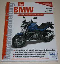 Reparaturanleitung BMW R 1200 R DOHC Radialventiler, ab Modelljahr 2011