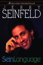 Seinlanguage by Jerry Seinfeld (Paperback)
