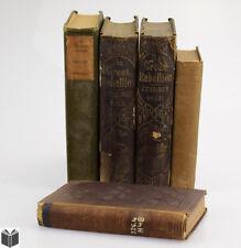 5V 19th Century Law ANTIQUE CIVIL WAR/U.S. HISTORY BOOKS Lincoln Gra... Lot 7130
