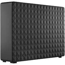 SEAGATE Expansion+ Desktop, 4 TB, Schwarz, Externe Festplatte, 3.5 Zoll
