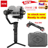 ZHIYUN CRANE 2s 3-axis Handheld Stabilizer Gimbal For DSLR Camera BMPCC 6K Nikon