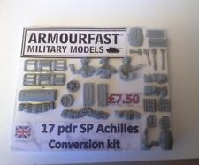 Early War 20mm (1/72) Armourfast British Achilles Detailing Set