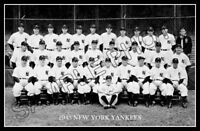 1943 Yankees Photo Poster 11X17 - Dickey McCarthy Gordon  Buy Any 2 Get 1 FREE