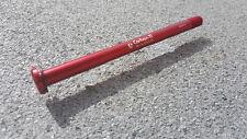 Carbon-Ti  Rear Axle,  Thru Axle, X-Lock , X-Maxle 12 X 142 . Red. or Gold