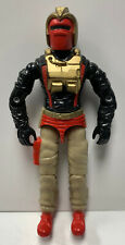 Vintage GI Joe Ferret Action Figure V1 from 1988 ARAH 3.75 Cobra Iron Grenadier