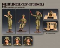 1/35 Resin Modern IDF Female 3 Soldiers unpainted unassembled 1740-qj38