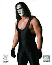 "STING WWE PHOTO 8x10"" WRESTLING PROMO WCW nWo TNA"