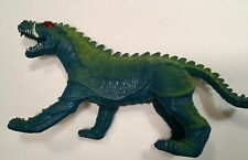 Dragon Imperial Monster Kaiju vinyl Dinosaur figure vintage Old Toy