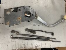 Vintage Hurst Competition Plus 4 Speed Shifter 2083 GM? with mounting and rods