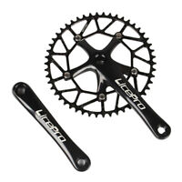 170mm Bike Crank 130mm BCD 9-11 Speed Chainring/Chainset/Crank Arms Set