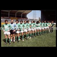 #phs.012269 Photo EQUIPE AS SAINT-ETIENNE 1976 FOOTBALL CLUB FC TEAM
