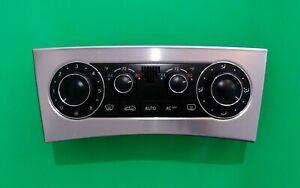 2005 -2007 OEM Mercedes- Benz C Class C320 C230 AC & Heater Climate Control