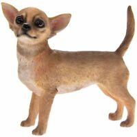 Chihuahua Tan Dog Ornament Figurine Gift Boxed