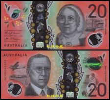 Australia 20 Dollars, (2019), Sign.9: Lowe-Fraser , Polymer, RARE, UNC