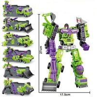 New Transformation Toy Master Made SDT-07 Figure ST-06 Bust Kit Set In Stock