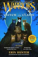 Warriors Field Guide: Enter the Clans Nos. 1-2 by Erin Hunter (2012, Paperback)