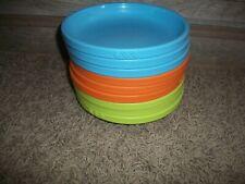 IKEA SMASKA Children's Plate Dishwasher Safe Microwavable Set of 9