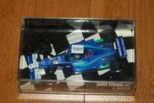 MINICHAMPS Nick Heidfeld signed Sauber Petronas C21 Formula One 1/43 Diecast