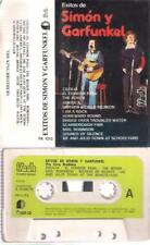 SIMON AND GARFUNKEL Exitos de RARE  SPANISH CASSETTE  SPAIN THE KING BROTHERS