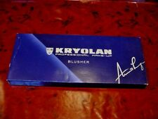 Kryolan  Blusher Palette 10 Color Set Theatrical Stage Makeup 5194