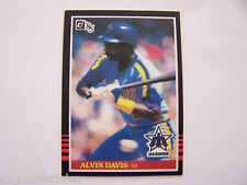 Alvin Davis ROOKIE CARD #69 (Lot of 5) 1985 Donruss Baseball MARINERS