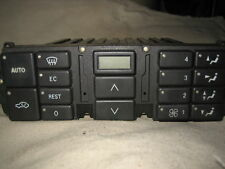 Mercedes W202 Heater A/C Control C220 C280 2028300785
