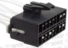 Headlight Switch Connector fits 1995-2009 GMC C2500,C3500,K2500,K3500 C1500 Subu