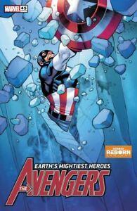 The Avengers #45 Pacheco Reborn Variant