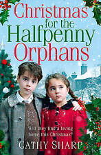 The Christmas for the Halfpenny Orphans (Halfpenny Orphans, Book 3)-ExLibrary