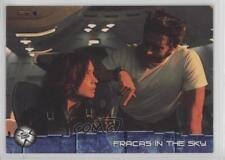 2003 Topps X-Men 2: United #43 Fracas in the Sky Non-Sports Card 1k3