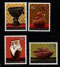 Papua New Guinea 1970 Native Artefacts  SG 187-90 MNH