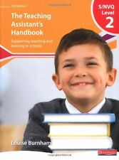 S/NVQ Level 2 Teaching Assistant's Handbook, 2nd edition: Supporting Teaching ,