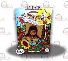15 Pieces - LA Chica FRESITA CAR AIR FRESHENER (Strawberry)