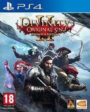 Juego Bandai Namco PlayStation 4 Divinity original sin 2 Definitive Editio...