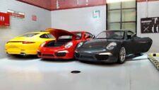 Voitures, camions et fourgons miniatures rouge Carrera pour Porsche