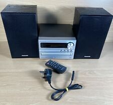 Panasonic SA-PM250B Micro Hi-Fi System - Bluetooth - CD/MP3