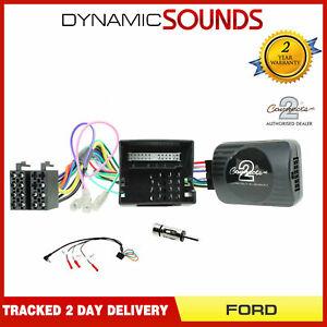 CTSFO003.2AA Leva + Adattatore Antenna Per Ford Kuga Mondeo TRANSITO DI S-MAX