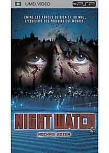 Night Watch [UMD pour PSP] NEUF - VERSION FRANÇAISE
