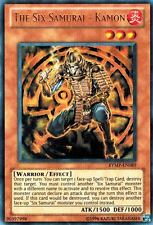 The Six Samurai - Kamon 1st X 3 RYMP-EN089 Ultra Yugioh