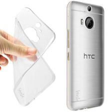 Clear Transparent TPU Rubber Gel Back Case Cover For Various HTC Desire Phones