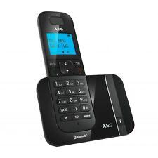 Telefono Fijo AEG Voxtel D550BT Negro Original Usado