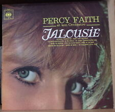 PERCY FAITH ET SON ORCHESTRE JALOUSIE CHEESECAKE FRENCH LP