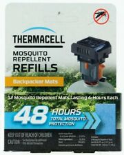 ThermaCell Backpacker Mats-Only Refill 48 Hours For Appliances Lanterns Torches