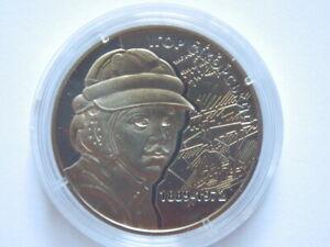 2009 #07 Ukraine Coin 2 UAH Igor Sikorsky