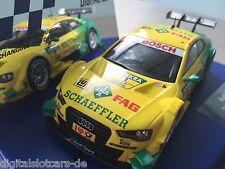 """Carrera Digital 132 30707 Audi A5 DTM """"M.Rockenfeller, No.1"""" 2014 LICHT NEU OVP"""