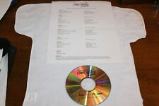 NEW MUSIC NASHVILLE Radio Show 2004 #04-25 Cue Sheet Featuring Montgomery Gentry
