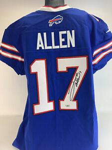 Josh Allen signed Buffalo Bills Autographed Nike Elite Jersey auto Fanatics coa