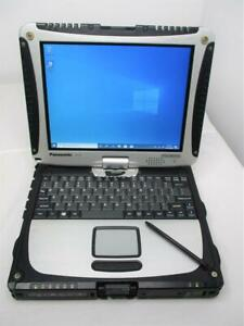 Panasonic ToughBook CF-19 MK8 TouchScreen i5-3610ME 2.7Ghz 8GB 500GB Wi-Fi -read