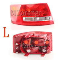 Left Side Tail Light Fit For Audi A6 S6 2005 06 07 2008 Quattro Driver Rear Lamp