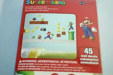 RoomMates - Super Mario Szene - Wandtattoo Wandsticker Wandaufkleber Wandbilder